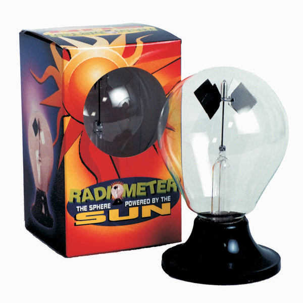 Radiometer - Impress the In-Laws...Leave it by a Window* Educational Products - Science & Engineering Toy