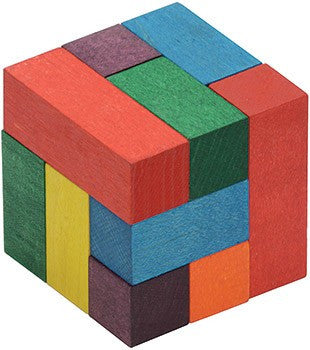 SOMA Cube Math Game - Science & Engineering Toy