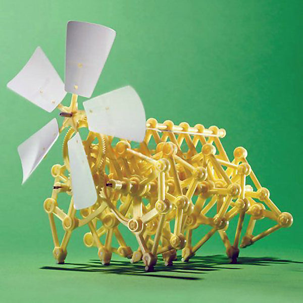 Strandbeest (Walks using only Wind for Power) (Includes ENGLISH Instructions)  - Science & Engineering Toy