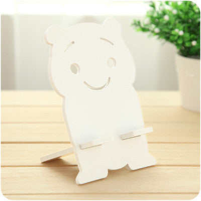 Cartoon Smartphone Holder - Bear