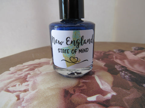 New England State Of Mind Nail Polish ~ 10 ~ Toxin Free Formula