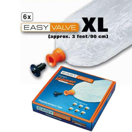 Easy Valve XL Replacement Bags - 3FT (For Volcano Vaporizer)