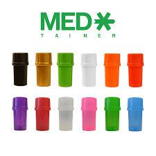 Medtainer Grinder/Air Tight Storage Container