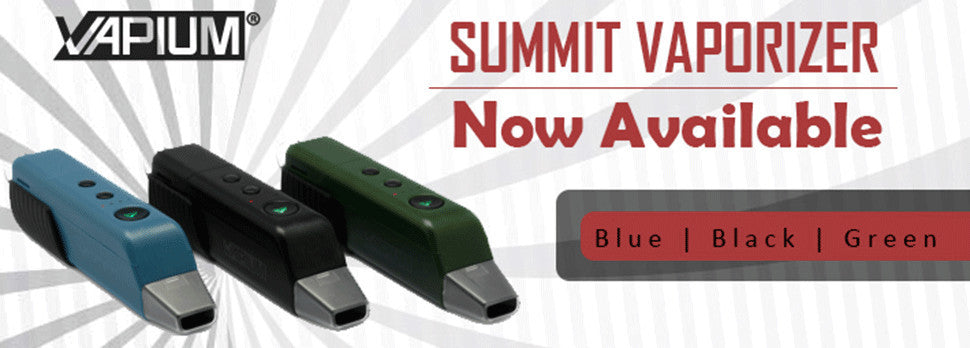 Summit Plus Portable Vaporizer