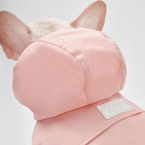 Pehom x Yougun Lee Raincoat Pink - Sir Dogwood