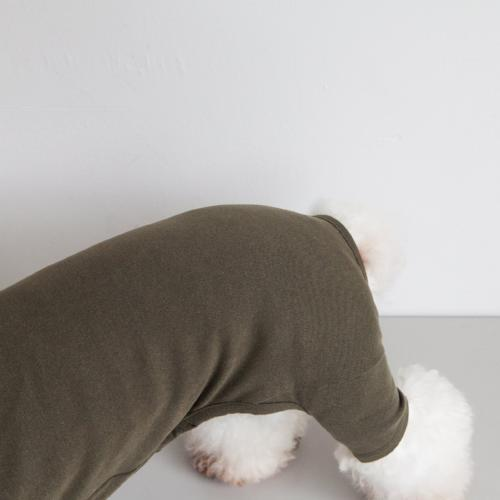 Body Warm All-In-One Khaki - Sir Dogwood