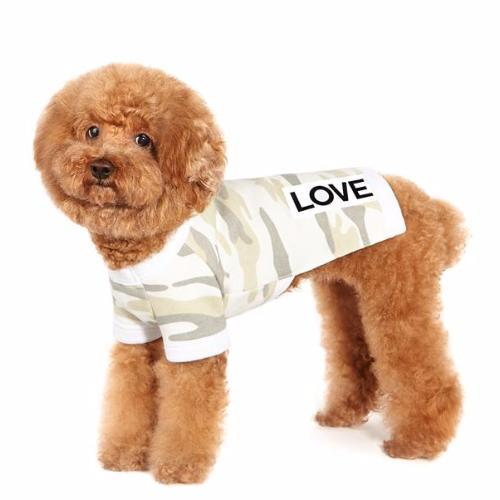 Camo/Love Sweatshirt - Sir Dogwood