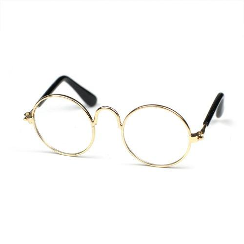 Round Glasses Gold - Sir Dogwood