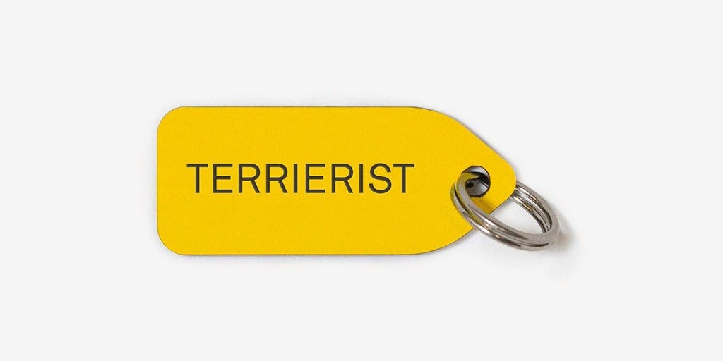 Terrierist Collar Charm