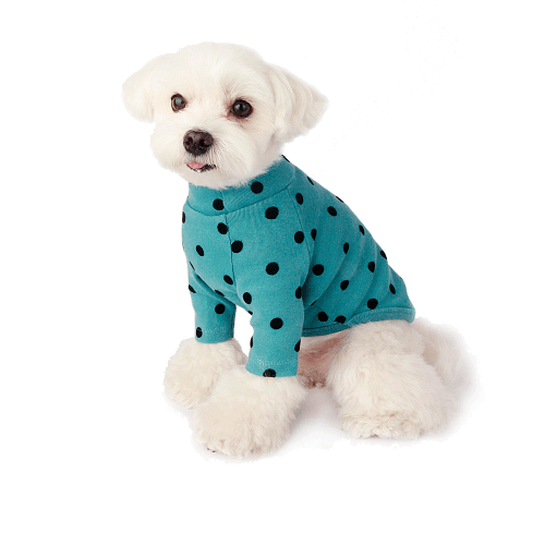 Flocking Dot T-Shirt - Sir Dogwood