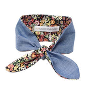 Floral Necktie - Sir Dogwood