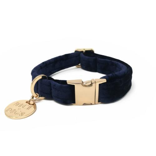 Velvet Collar Midnight