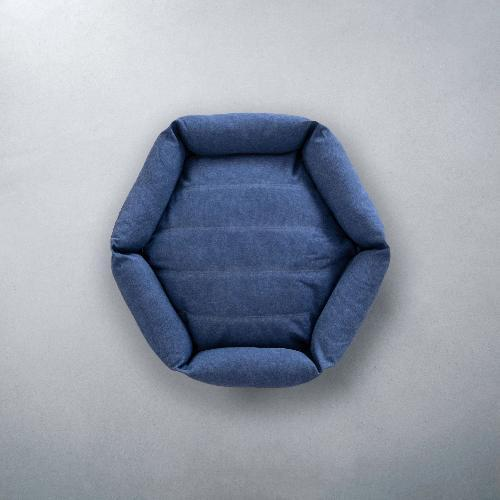 Hex Cushion - Ocean - Sir Dogwood
