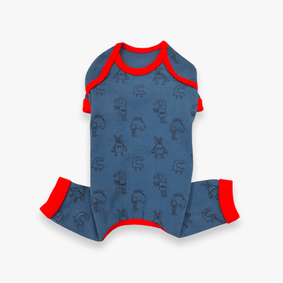 Alien Onesie Short Sleeves - Sir Dogwood