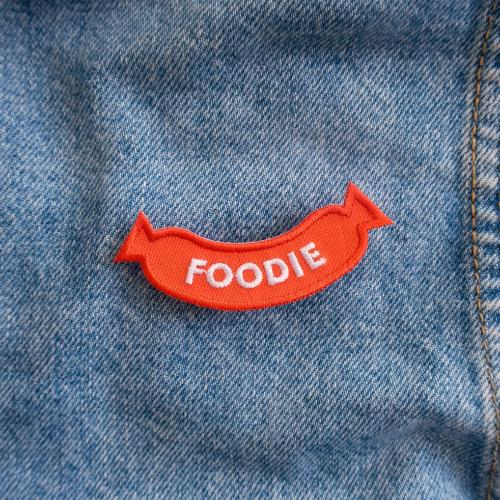 Foodie Merit Badge - Sir Dogwood