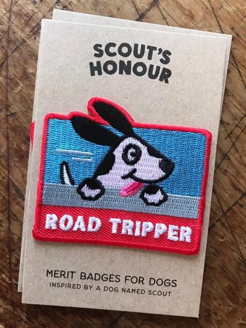 Road Tripper Merit Badge