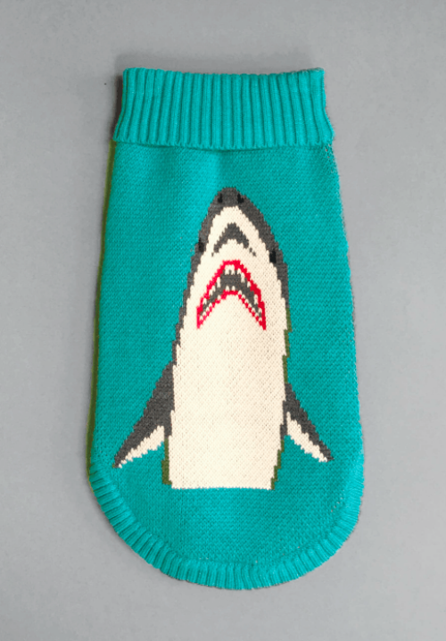 Shark Attack Sweater