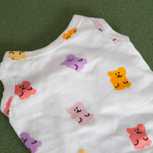 Bobo Bear Sleeveless Tee