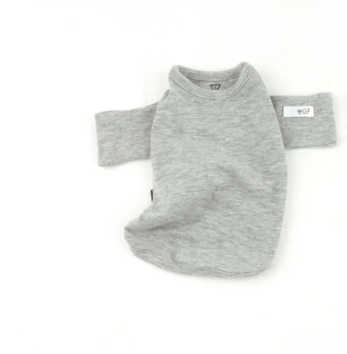 Series 7 T-Shirt Grey - Sir Dogwood