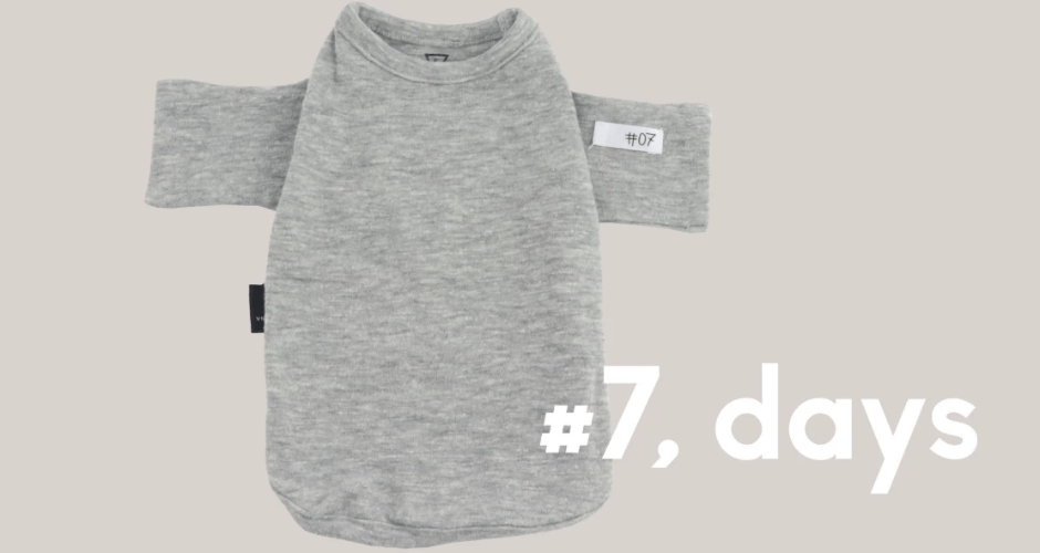 Series 7 T-Shirt Grey