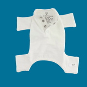 Series 7 Onesie White - Sir Dogwood