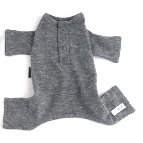 Series 7 Onesie Charcoal - Sir Dogwood