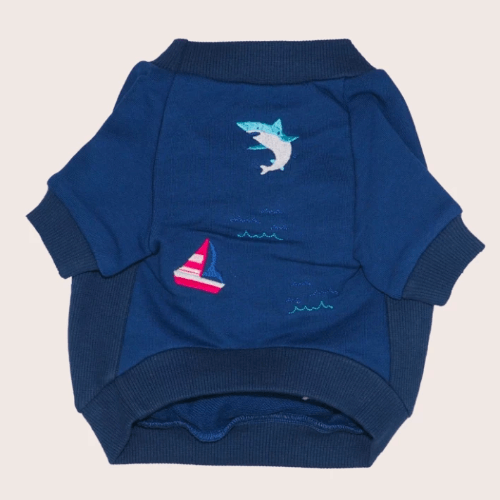 Some Fin Dangerous Sweater