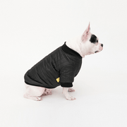 Puffy Jacket Black - Sir Dogwood