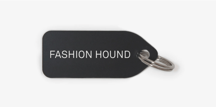 Fashion Hound Collar Charm - Sir Dogwood