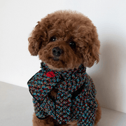 Boucle Scarf Black - Sir Dogwood