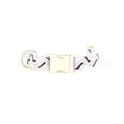Life of the Party Collar Ivory - Sir Dogwood