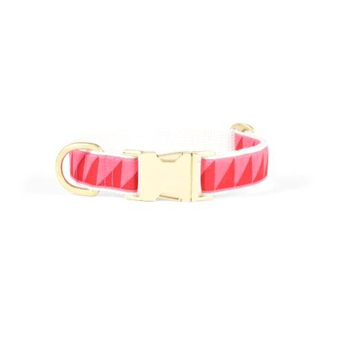 Nice Grill Collar Hot Pink & Ruby - Sir Dogwood