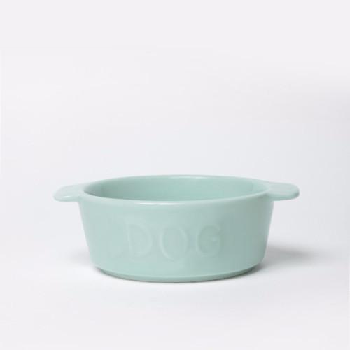 Too Hot Two Handle Dog Bowl