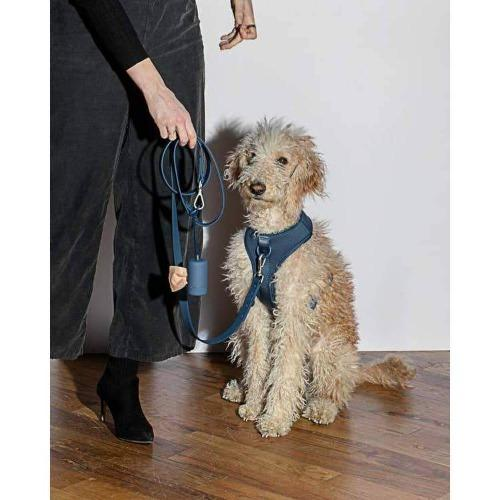 Poop Bag Holder Navy - Sir Dogwood