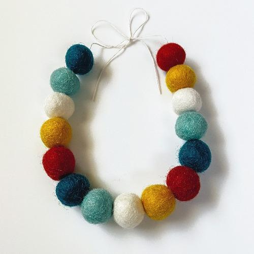 Boho Garland Necklace - Sir Dogwood