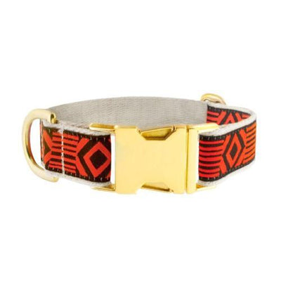 Out of the Box Collar Vermillion - Sir Dogwood
