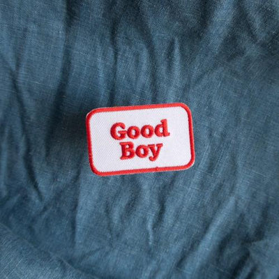 Good Boy Merit Badge - Sir Dogwood