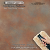 The Woolie Faux Finishing Original Sheepskin Paint Pad COMBO SET