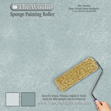 sponge faux painting, wall painting color combination ideas, sponge finish paint, wall painting combination,