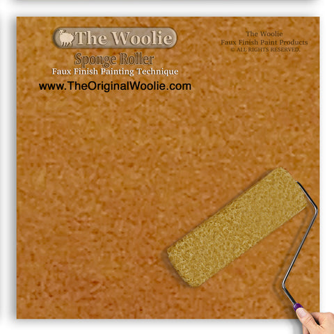 sponge paint roller. sponge painting how to steps using a faux finish roller - best way paint