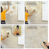 how to glaze a wall with paint, the woolie roller, color swatches home depot,