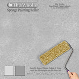 wall finishes ideas, color paint combination ideas, wall finishes paint, color rolling,