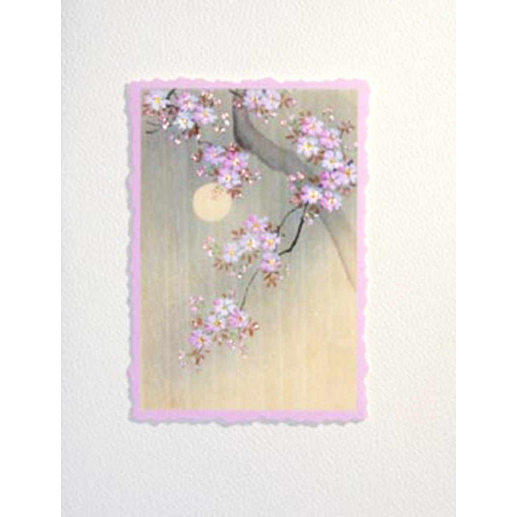 Greeting Card Cherry Blossom - Lumia Designs
