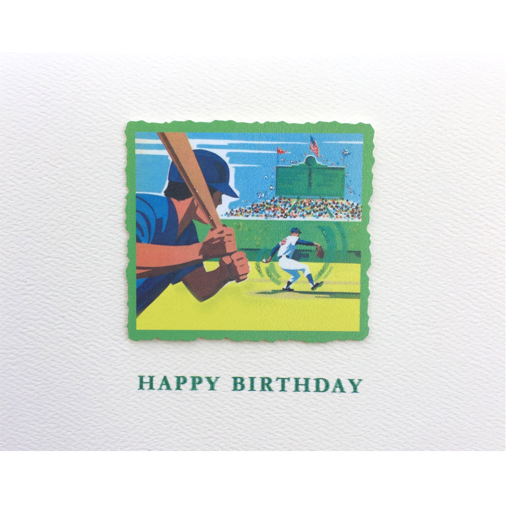 Baseball Birthday Card - Lumia Designs