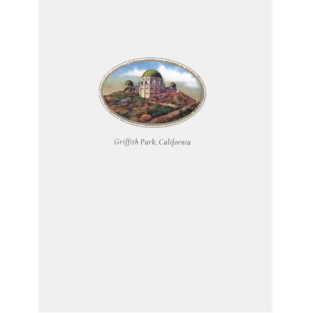 Griffith Park Card
