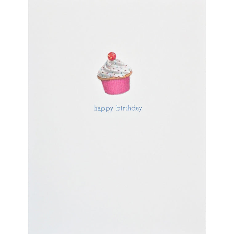 Greeting Card Cupcake - Lumia Designs