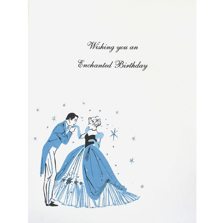 Enchanted Birthday Card