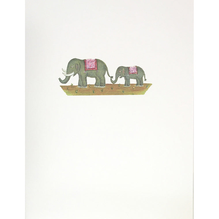 Greeting Card Tusk - Lumia Designs