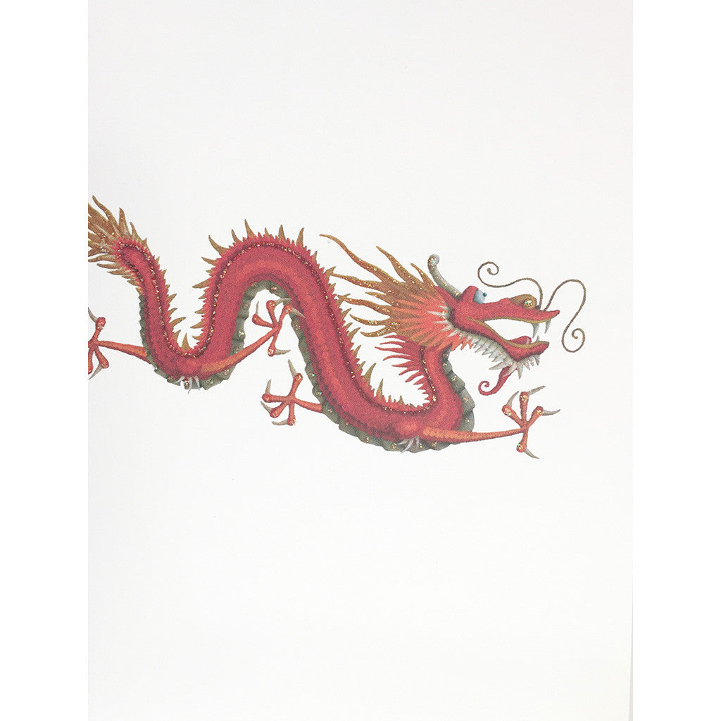 Greeting Card Dragon - Lumia Designs