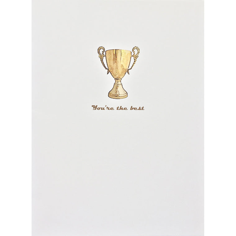 Greeting Card Trophy - Lumia Designs